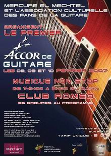 Festival Accor de Guitare