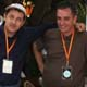 Avec Yazid Turki