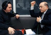 Raja Farhat aux 24 heures à Tunis diffusées par TV5